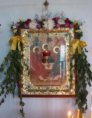 Как украсить икону своими руками 1781e316127